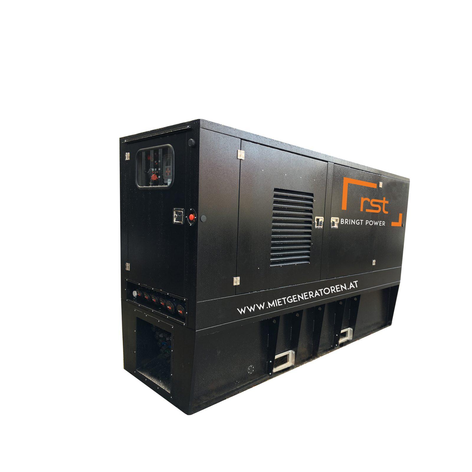 Foto 100kVA Generator