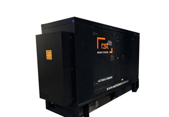 Foto 250kVA Generator