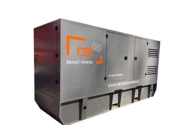 Foto 330kVA Generator